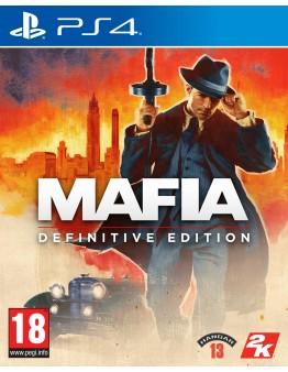 Mafia Definitive Edition (PS4)