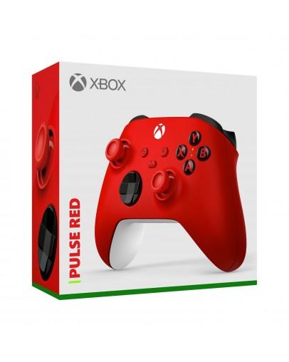 Xbox brezžični kontroler Pulse Red (Xbox One | Xbox Series | PC)