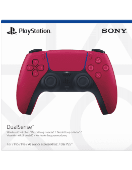 Playstation 5 DualSense kontroler rdeče barve (PS5)