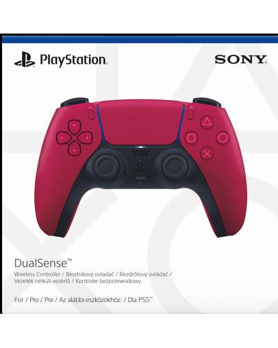 Playstation 5 DualSense kontroler rdeče barve (PS5)