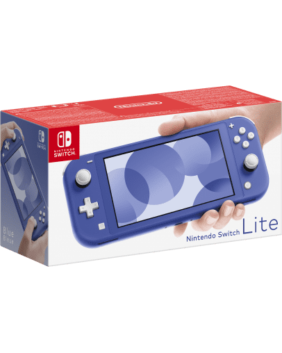 Nintendo Switch Lite, moder