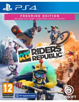 Riders Republic Freeride Special Day1 Edition (PS4)