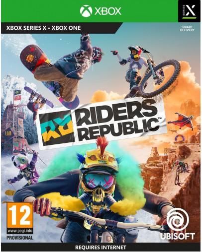 Riders Republic Standard Edition (XBOX ONE | XBOX SERIES X)