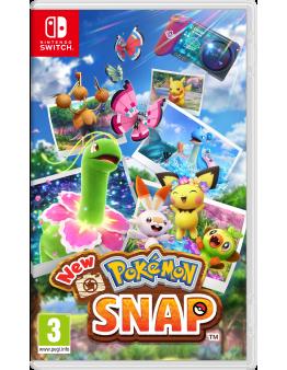 New Pokemon Snap (SWITCH) + prednaročniški bonus