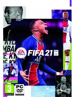 FIFA 21 + prednaročniški bonus (PC) - koda za prenos