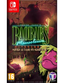 Baobabs Mausoleum Country of Woods and Creepy Tales (SWITCH)