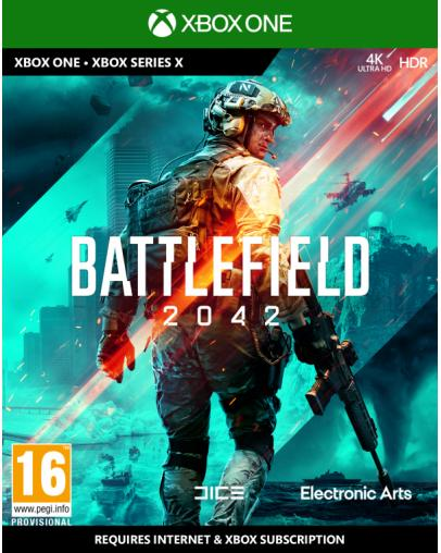 Battlefield 2042 (XBOX ONE|XBOX SERIES X)
