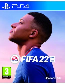 FIFA 22 + prednaročniško darilo (PS4)