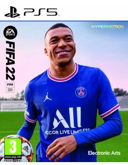 FIFA 22 + prednaročniško darilo (PS5)