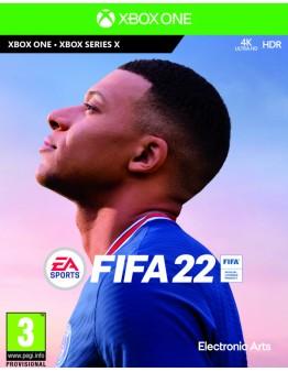 FIFA 22 + prednaročniško darilo (XBOX ONE|XBOX SERIES X)