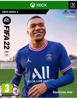 FIFA 22 + prednaročniško darilo (XBOX SERIES X)