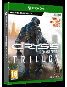 Crysis Remastered Trilogy (XBOX ONE|XBOX SERIES X)