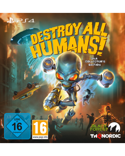 Destroy All Humans DNA Collectors Edition (PS4)