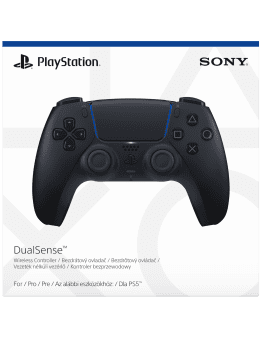Playstation 5 DualSense kontroler črne barve (PS5)