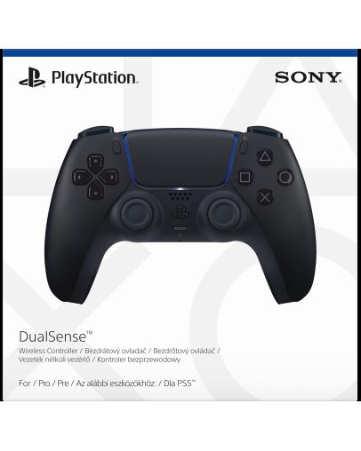 Playstation 5 DualSense kontroler črne barve (PS5)