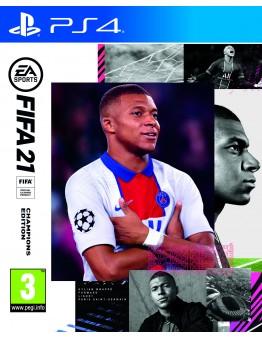 FIFA 21 Champions Edition + prednaročniški bonus (PS5 | PS4)