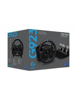 Logitech G923 Dirkalni Volan (PS5 | PS4 | PC)