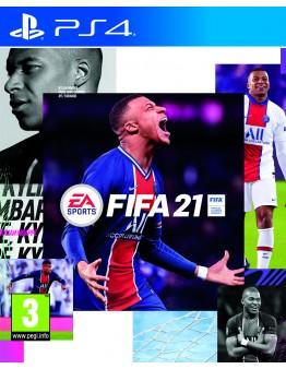 FIFA 21 + prednaročniški bonus (PS5 | PS4)