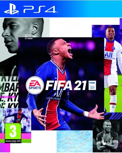 FIFA 21 (PS5 | PS4) - Rabljeno
