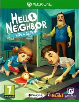 Hello Neighbor Hide Seek (XBOX ONE) - Rabljeno