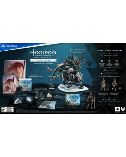 Horizon Forbidden West Regalla Edition (PS4)