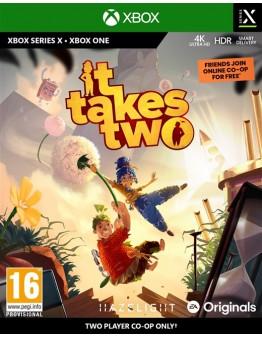 It Takes Two (XBOX ONE|XBOX SERIES X)