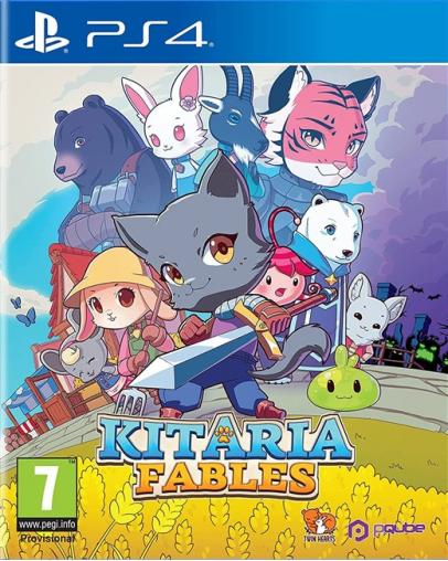 Kitaria Fables (PS4)