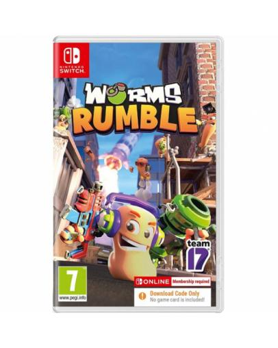 Worms Rumble (CIAB) (Nintendo Switch)