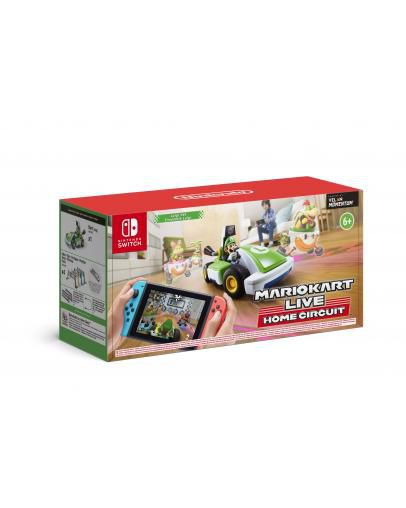 Mario Kart Live Home Circuit - Luigi Set Pack (Switch)