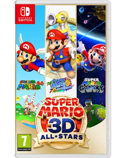 Super Mario 3D All Stars (SWITCH)