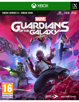 Marvels Guardians of the Galaxy (XBOX ONE XBOX SERIES X)