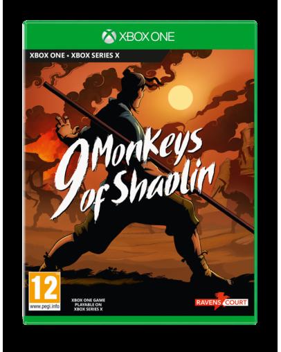 9 Monkeys of Shaolin (XBOX ONE)
