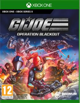 G.I. Joe Operation Blackout (XBOX ONE)