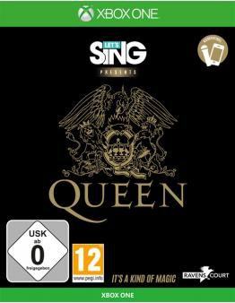 Lets Sing Presents Queen + 1 mikrofon (XBOX ONE)