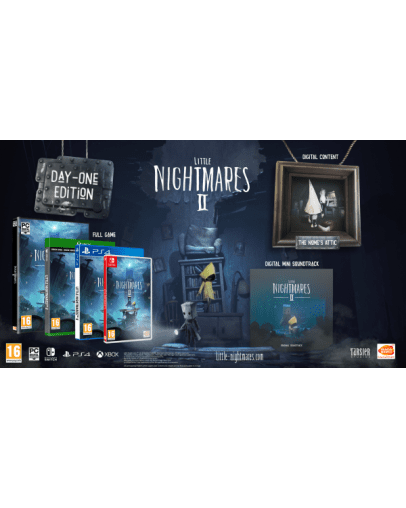 Little Nightmares 2 Day One Edition (XBOX ONE|XBOX SERIES X)