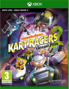 Nickelodeon Kart Racers 2 Grand Prix (XBOX ONE)