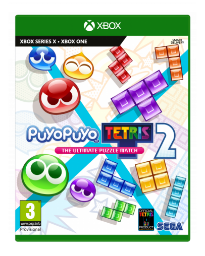 Puyo Puyo Tetris 2 Limited Edition (XBOX ONE)