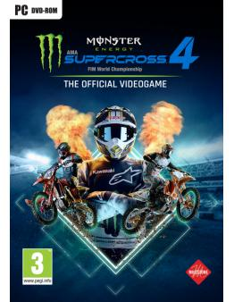 Monster Energy Supercross The Official Videogame 4 (PC)