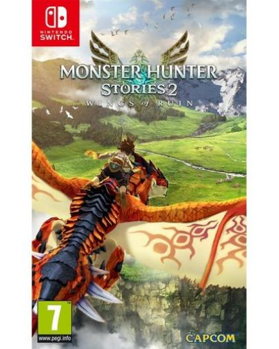 Monster Hunter Stories 2 Wings of Ruin (SWITCH)