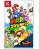 Super Mario 3D World + Bowsers Fury + darilo (SWITCH)