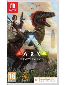 ARK Survival Evolved (SWITCH) - koda za prenos