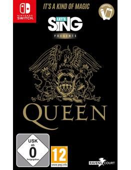Lets Sing Presents Queen (SWITCH)