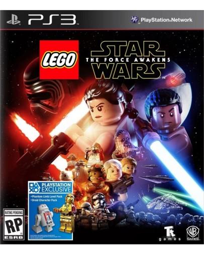 LEGO Star Wars The Force Awakens (PS3) - Rabljeno