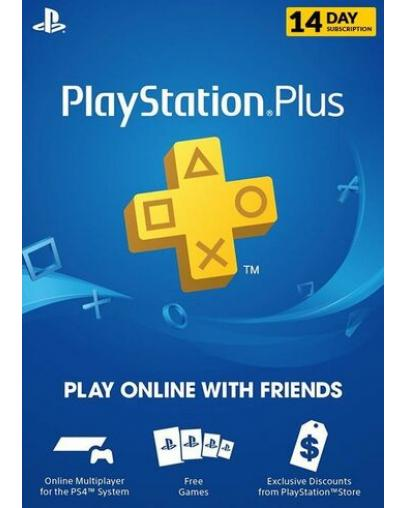 PlayStation Plus 14 dni trial