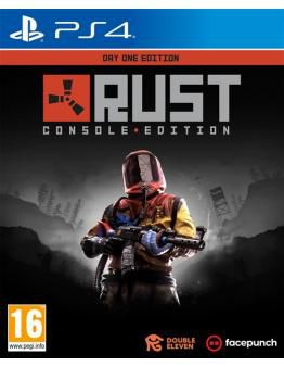 Rust Day One Edition (PS4)