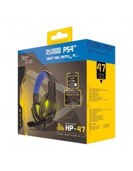 Steelplay žične slušalke HP47