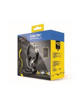Steelplay žične slušalke HP42 Ice Camo (PS4)