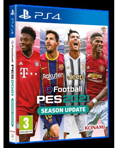 eFootball Pro Evolution Soccer 2021 Season Update (PS4)