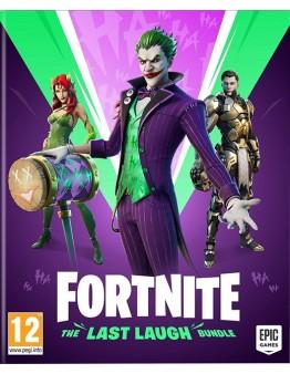 Fortnite The Last Laugh Bundle (XBOX ONE)