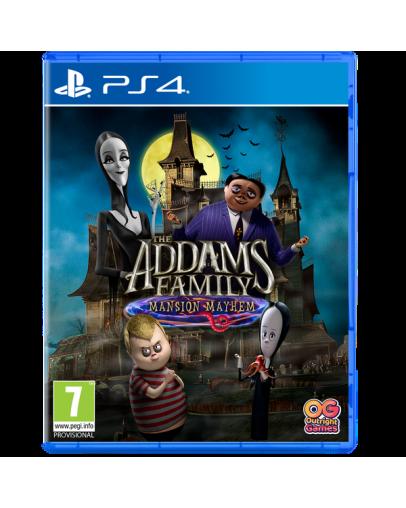 The Addams Family Mansion Mayhem (PS4)